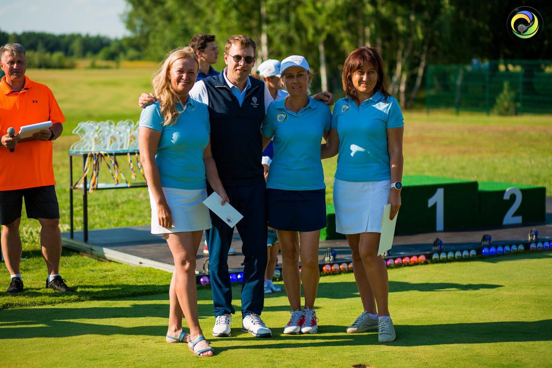 The PGA of Ukraine is the latest organisation to join the Confederation of Professional Golf