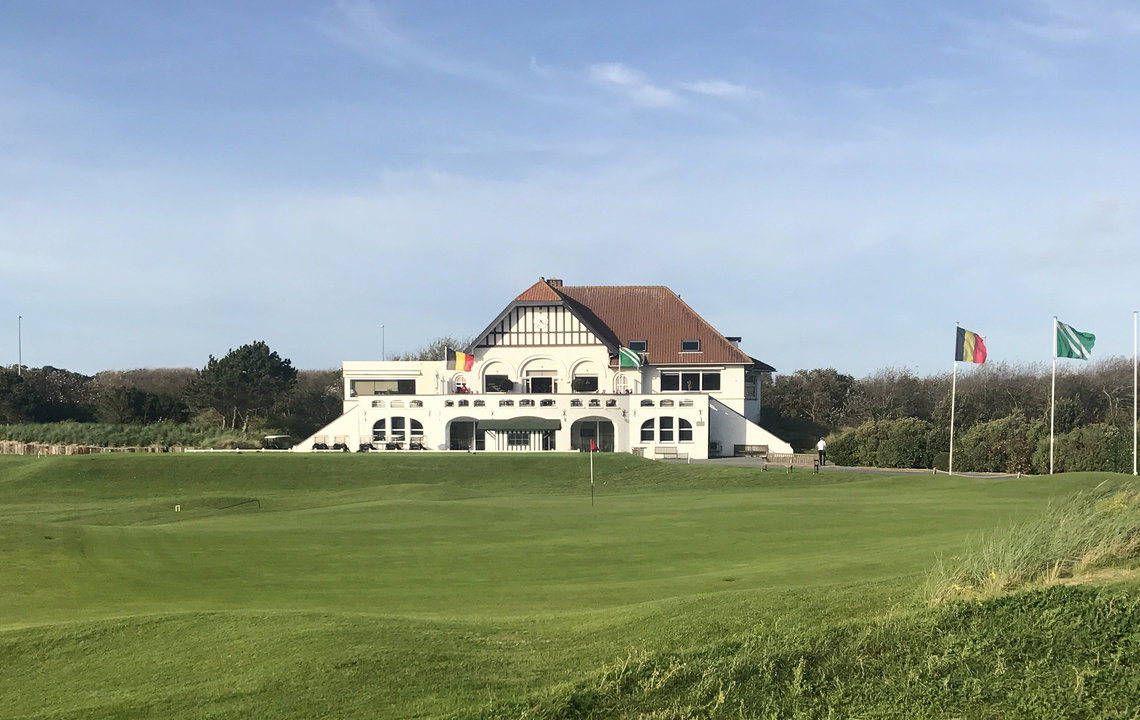 Royal Ostend Clubhouse