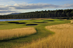 Picture of Carnegie Links, Skibo, Sutherland