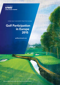 Golf Participation in Europe 2015