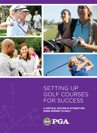 PGA Setting up courses for success