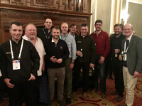 Partners and Members at BTME