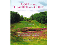 Golf in the heather and gorse