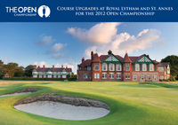 Royal Lytham & St Annes changes booklet