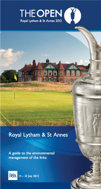 Open 2012 Royal Lytham & St Annes Wildlife Guide