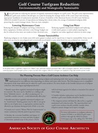 Turfgrass Reduction Flyer