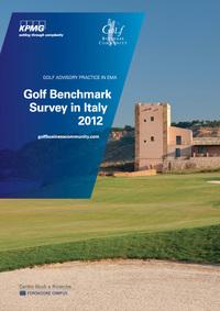 Golf Benchmark Survey in Italy 2012