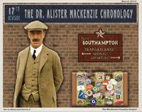 Mackenzie Chronology