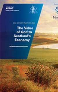 The Value of Golf to Scotland's Economy