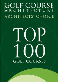 Architects Choice Top 100 Golf Courses