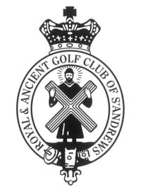 R&A St Andrews logo