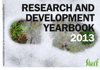 STERF Research and development yearbook 2013