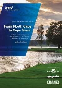 KPMG Golf Course Development Cost Survey in EMA