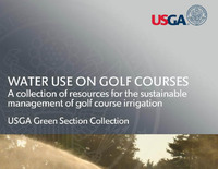 USGA Water Use on Golf Courses